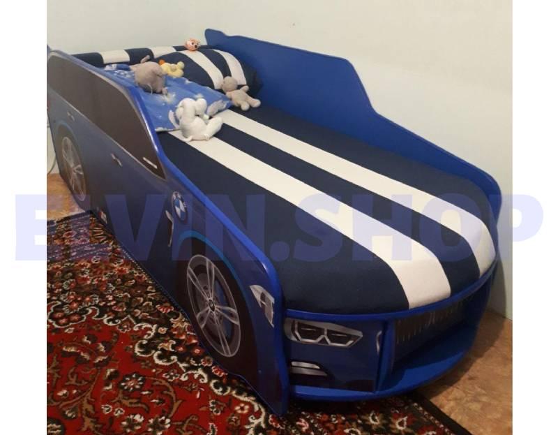 кровать машина бмв премиум отзыв