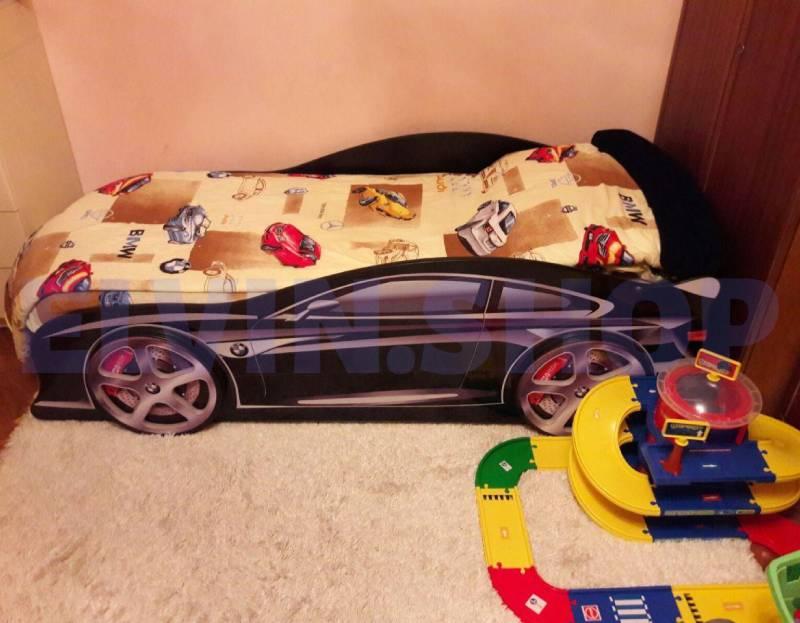 отзыв на кровать бмв в виде машины