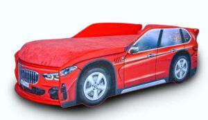 бмв х5 кровать машина красная