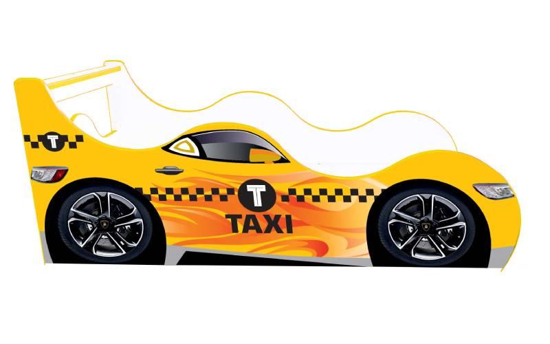 Кровать машина Такси Драйв