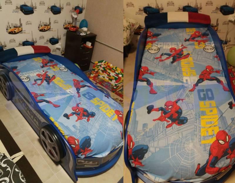 кровать полиция с колесами отзыв