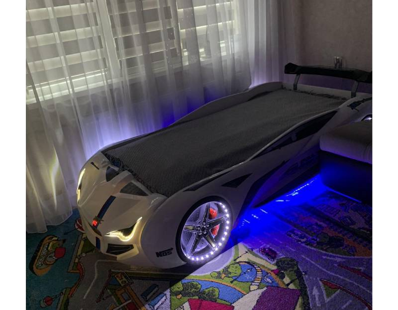 фотоотзыв бмв вип кровать машина