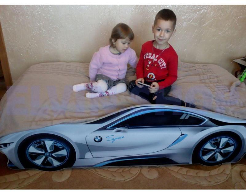 BMW Space отзыв кровать машина