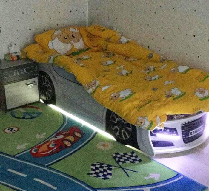 кровать с матрасом ауди отзыв