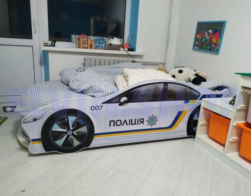 отзыв на кровать машинку украинская полиция