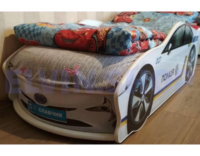 отзыв на кровать машинку тойота полицейская