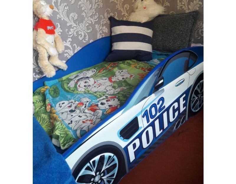 кровать машина отзыв полиция