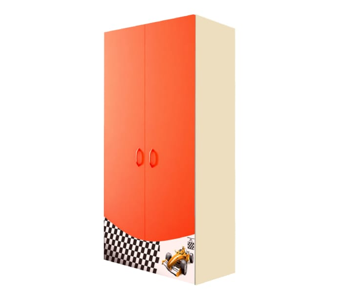 шкаф красный форсаж