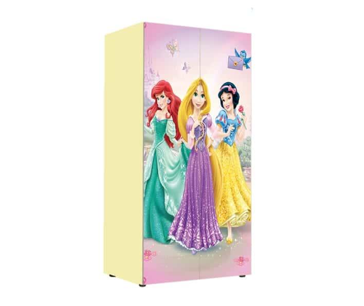 детский шкаф принцессы