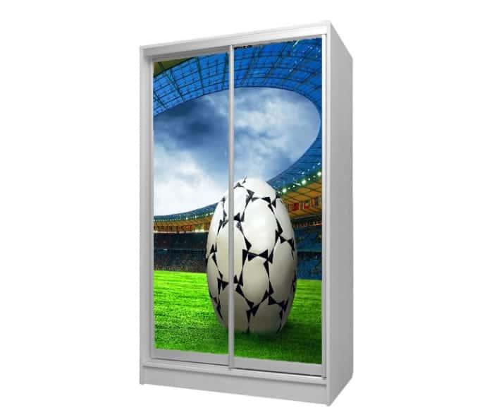 шкаф купе мячик