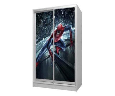 шкаф купе человек паук
