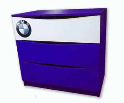 BMW c ящиками