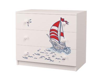 Кораблик 3 ящика