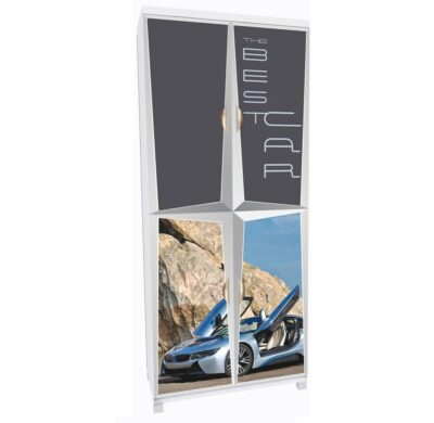 BMW горы.  Шкаф комбинированный