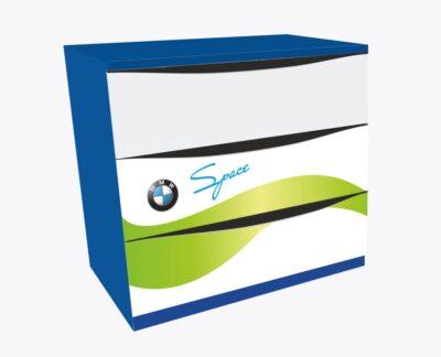 BMW Space с ящиками