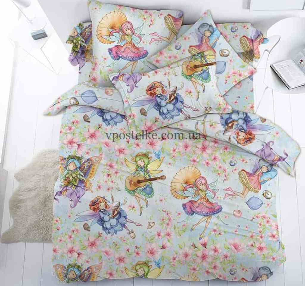детское постельное бязь тейково феи