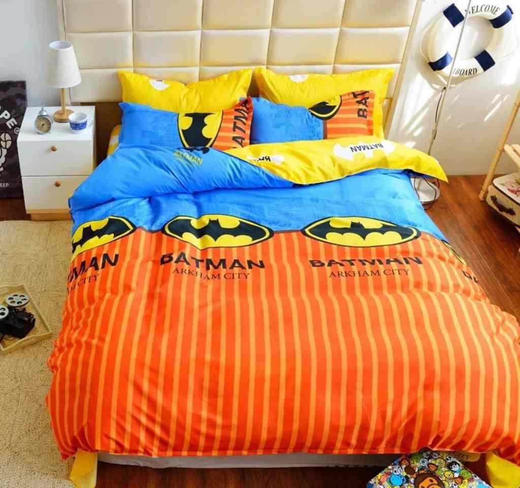 Бэтмен желтый