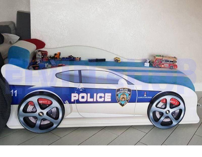 отзыв на кровать шевролет полицейская
