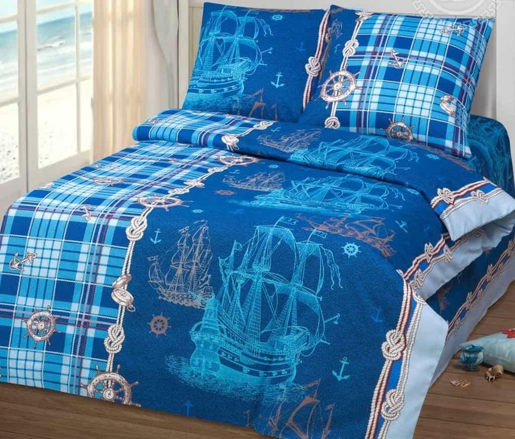 постельное морское