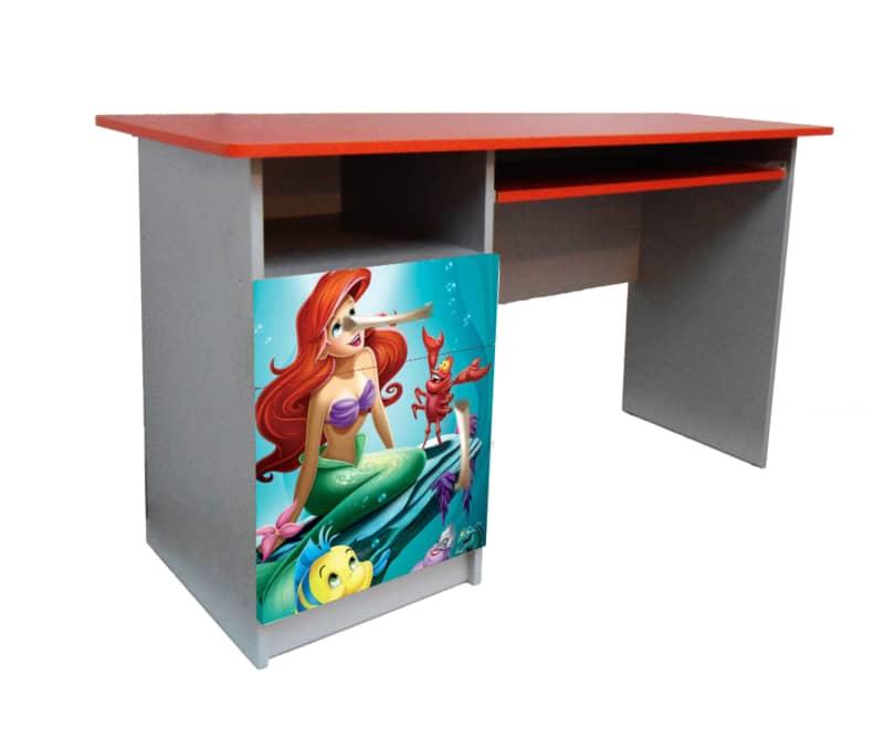 стол для девочки русалочка ариэль