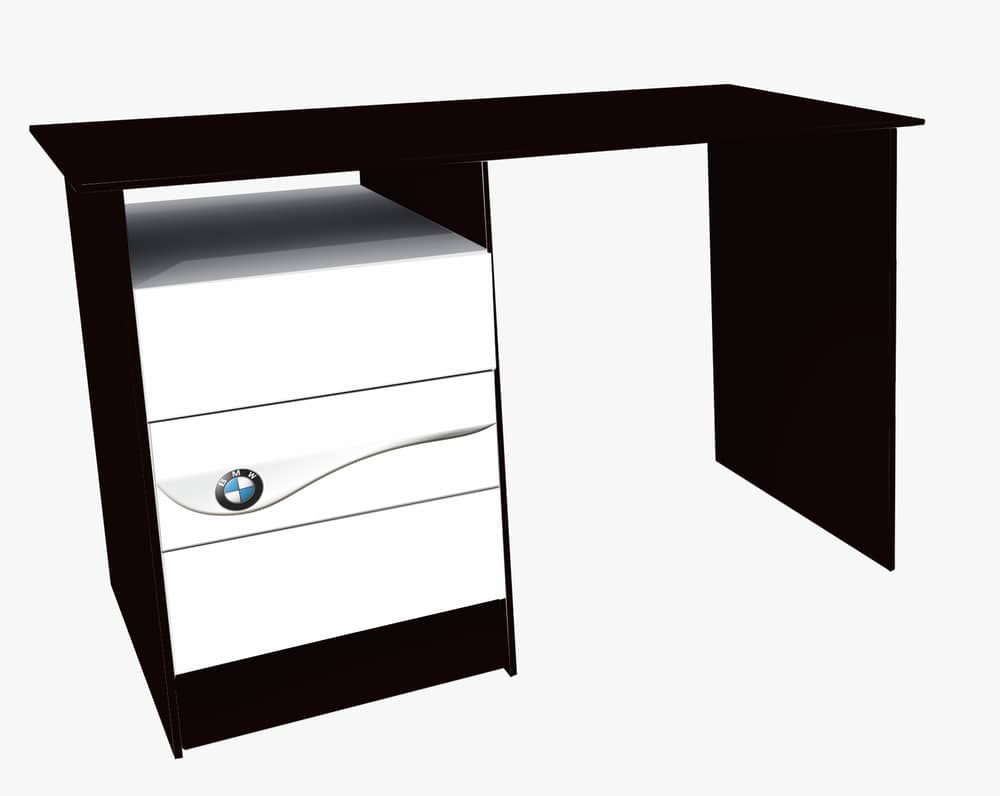 черный стол бмв