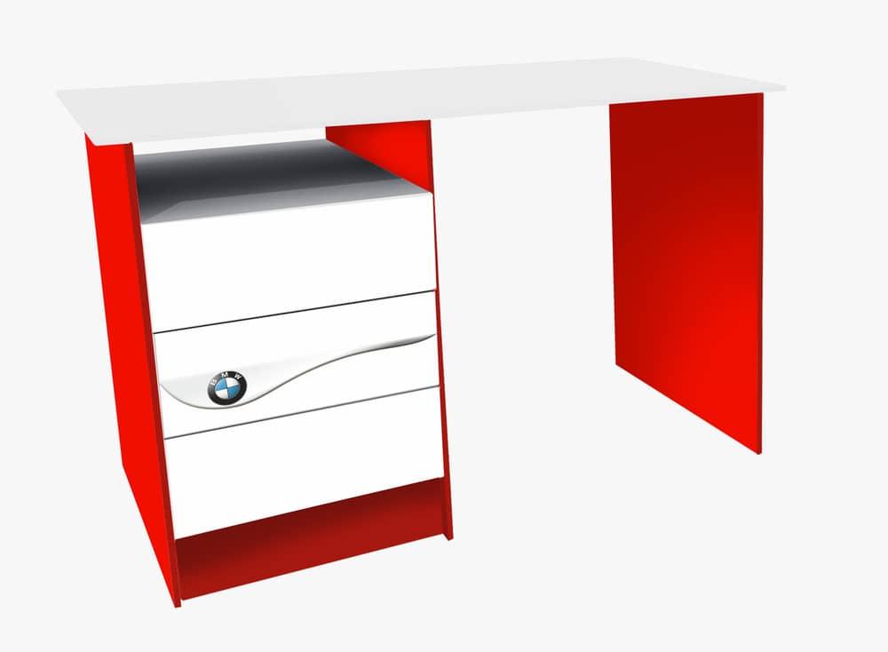 красный стол бмв