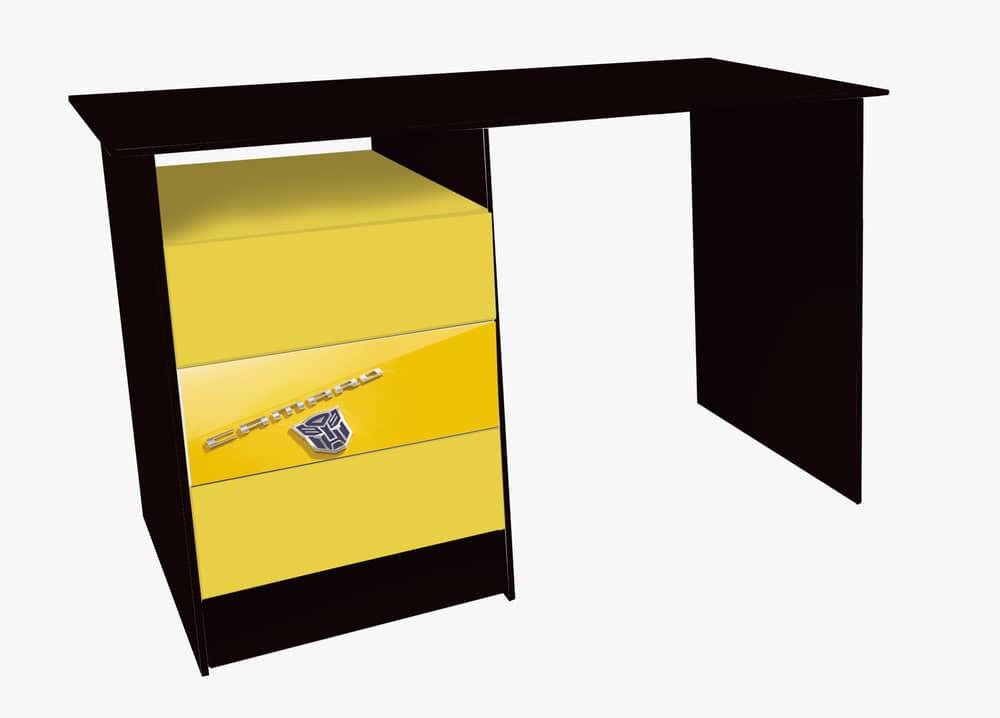 черный стол камаро желтый
