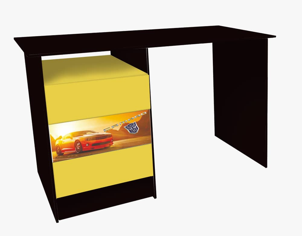 стол с 3 ящиками камаро