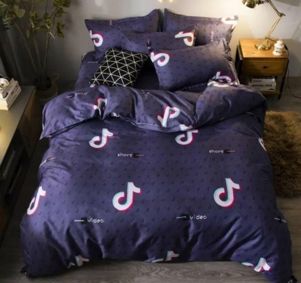 постельное белье тик ток
