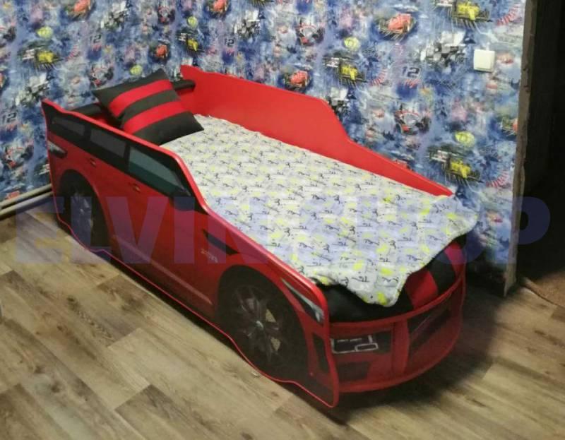 отзыв на кровать машину премиум бмв красную
