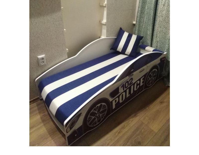 отзыв кровать машина полиция элит