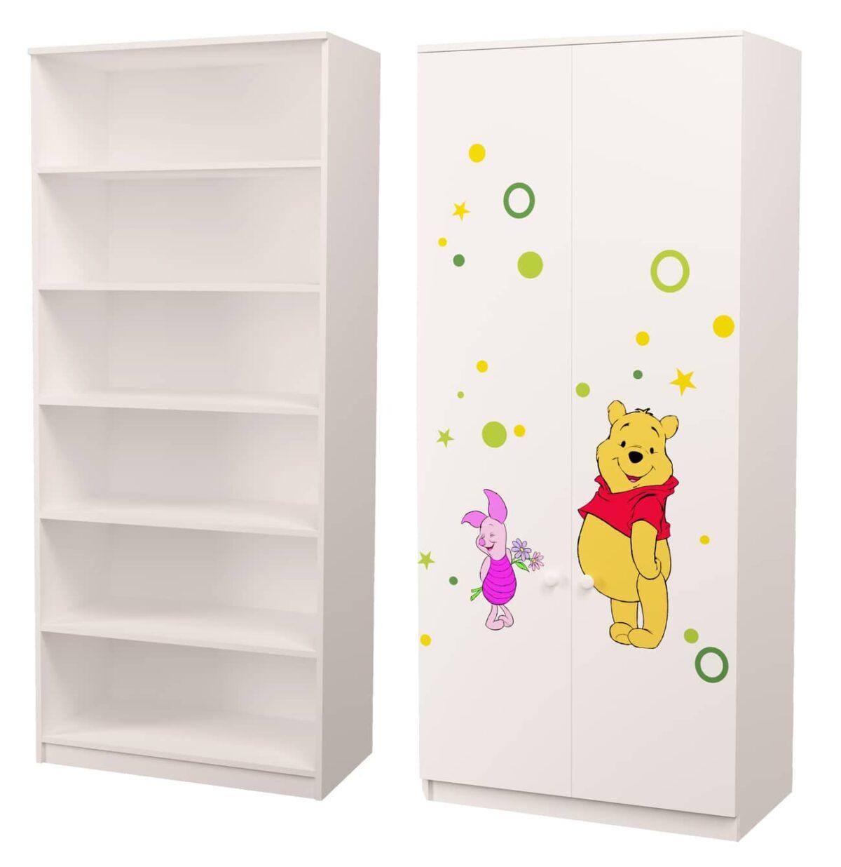 бельевой шкаф для ребенка винни