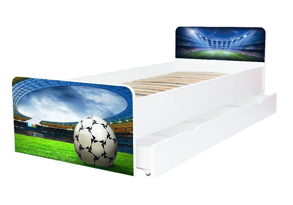 детская кровать беверли футбол