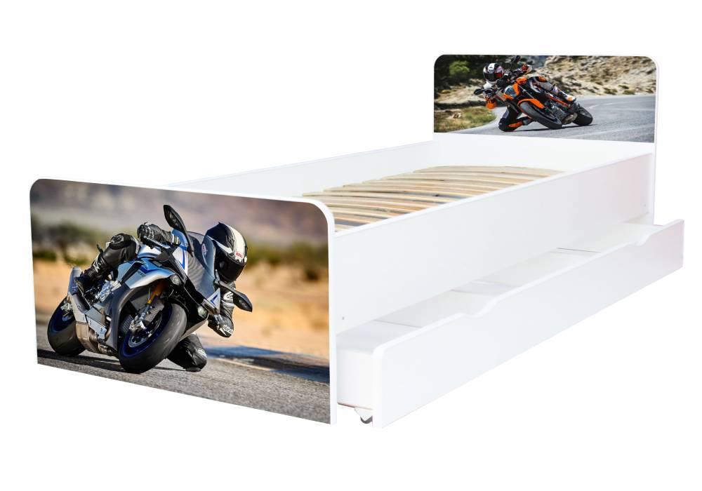 детская кровать беверли мотоциклы