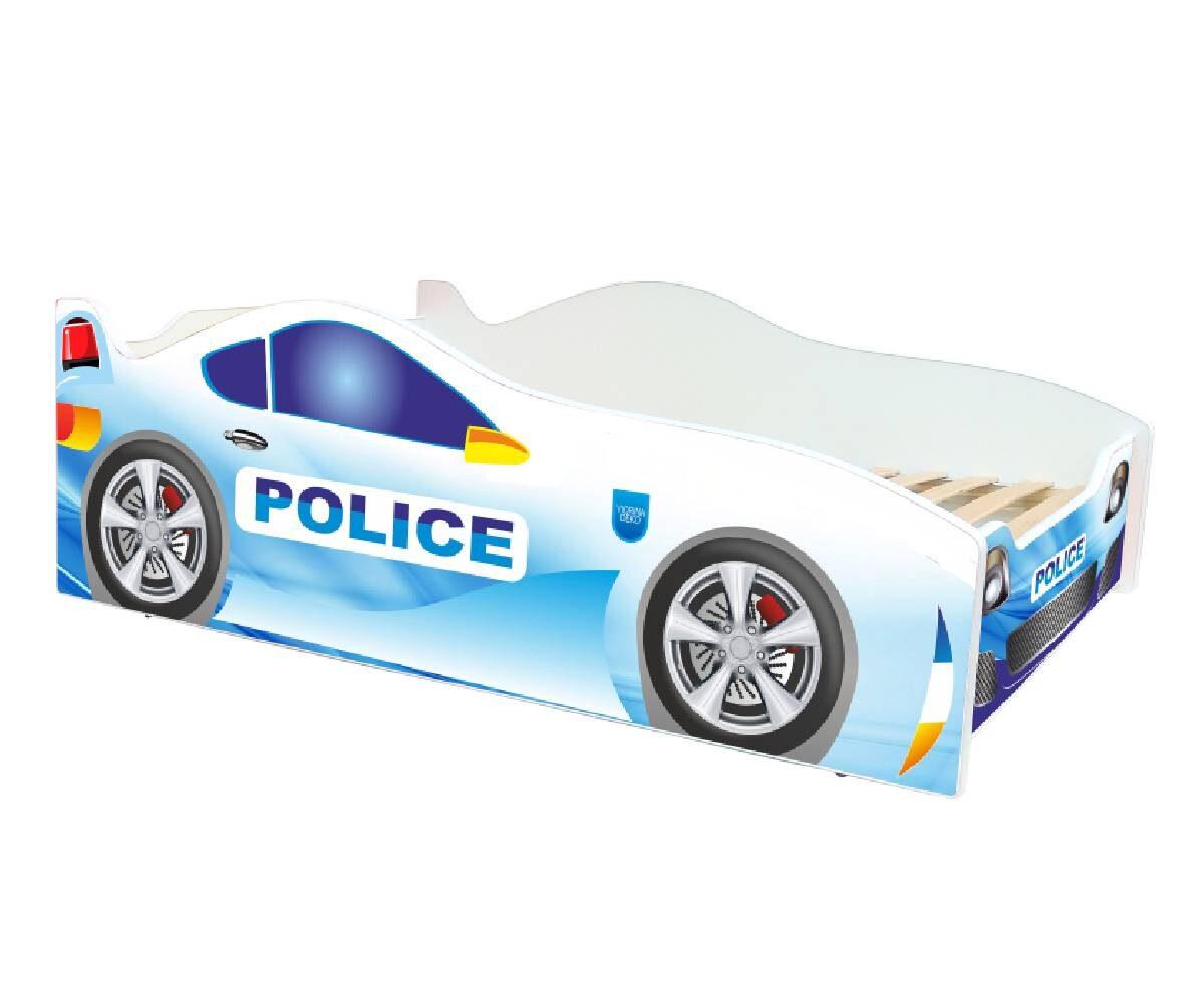 кровать полиция эволюшн