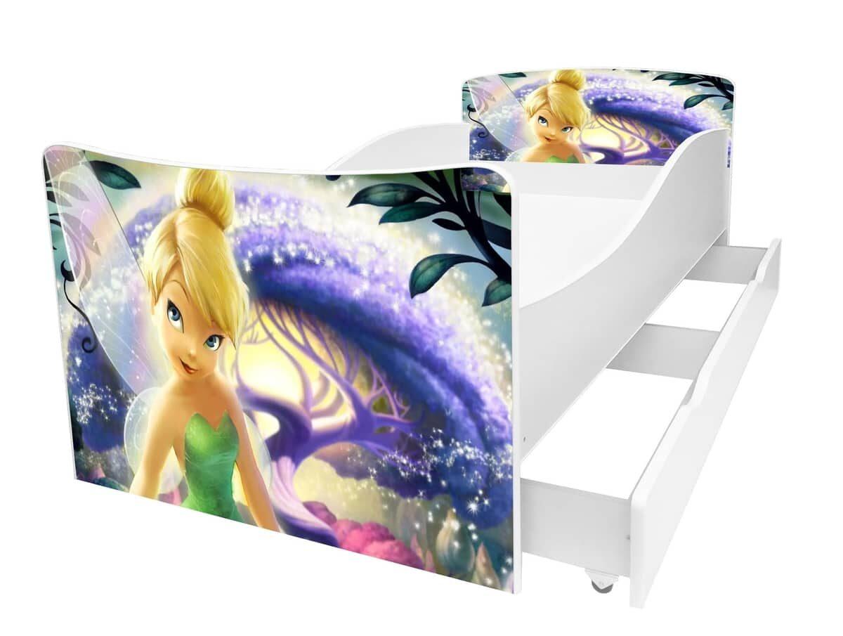 детская кровать киндер фея