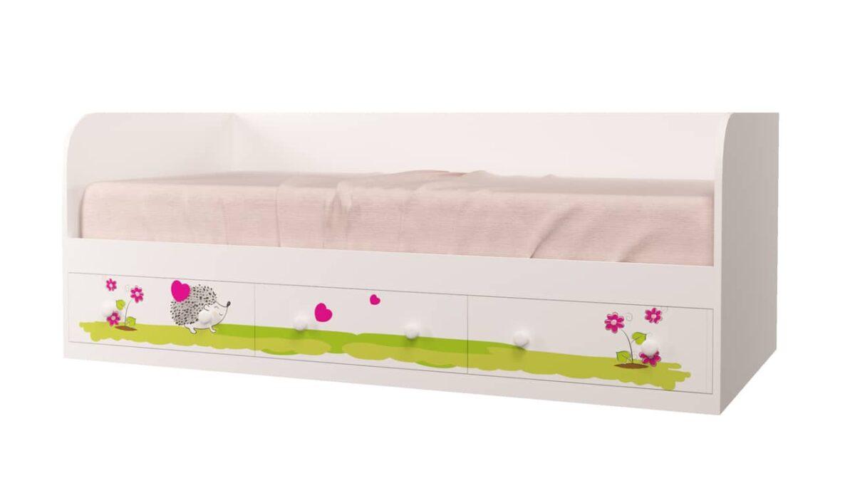 кровать совушки с 3 ящиками
