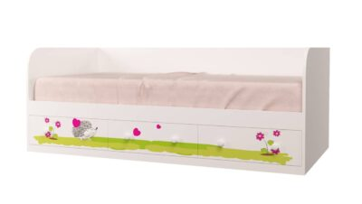 Кровать Совушки. 3 ящика