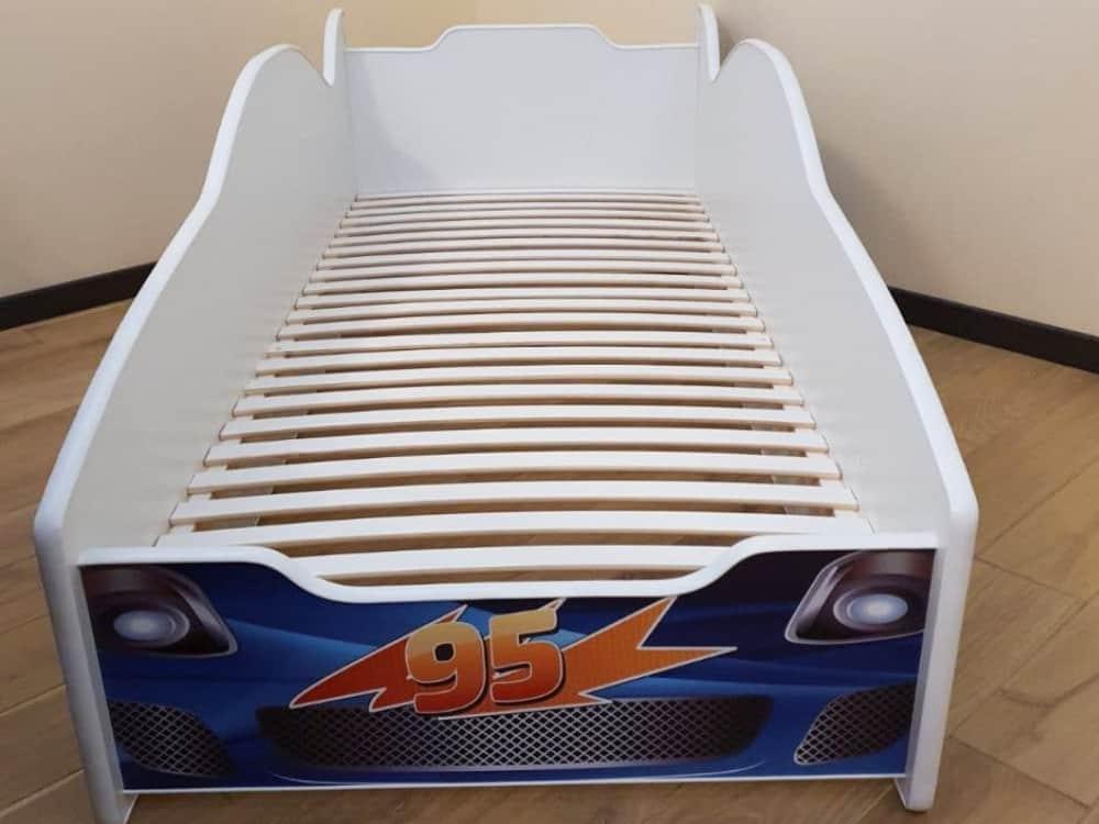 кровать машина эволюшн маквин