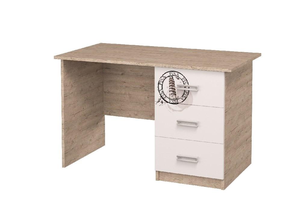 стол с ящиками шервуд с рисунком