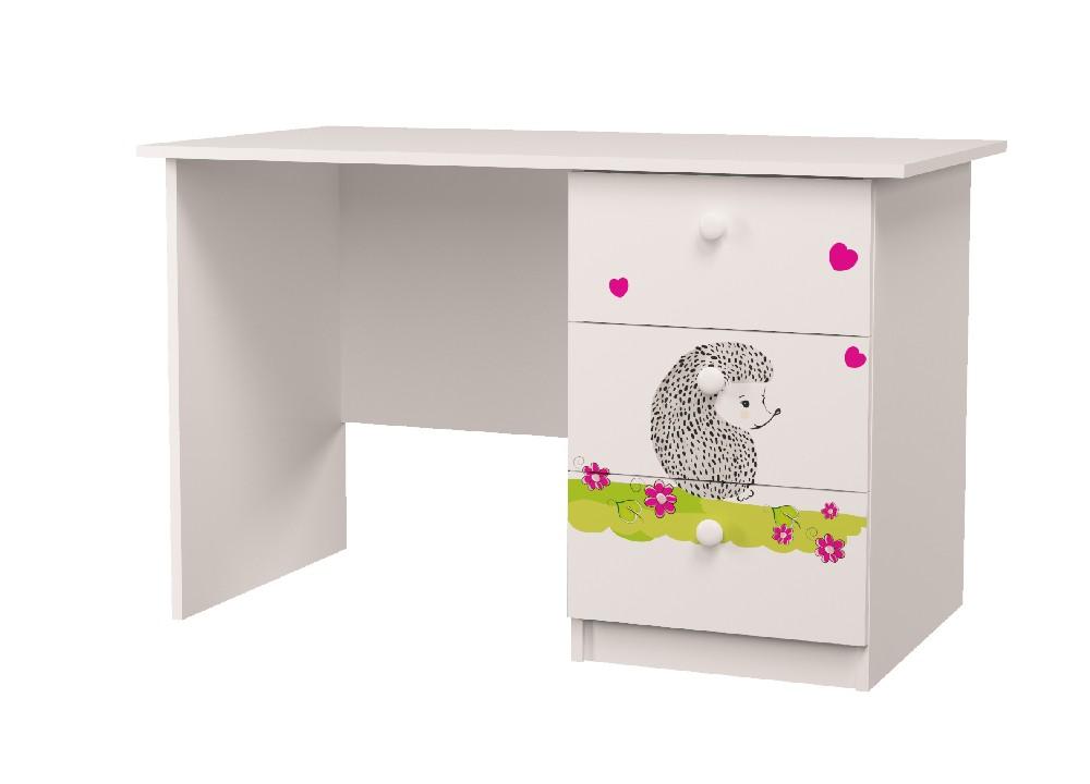 письменный стол с ежиком