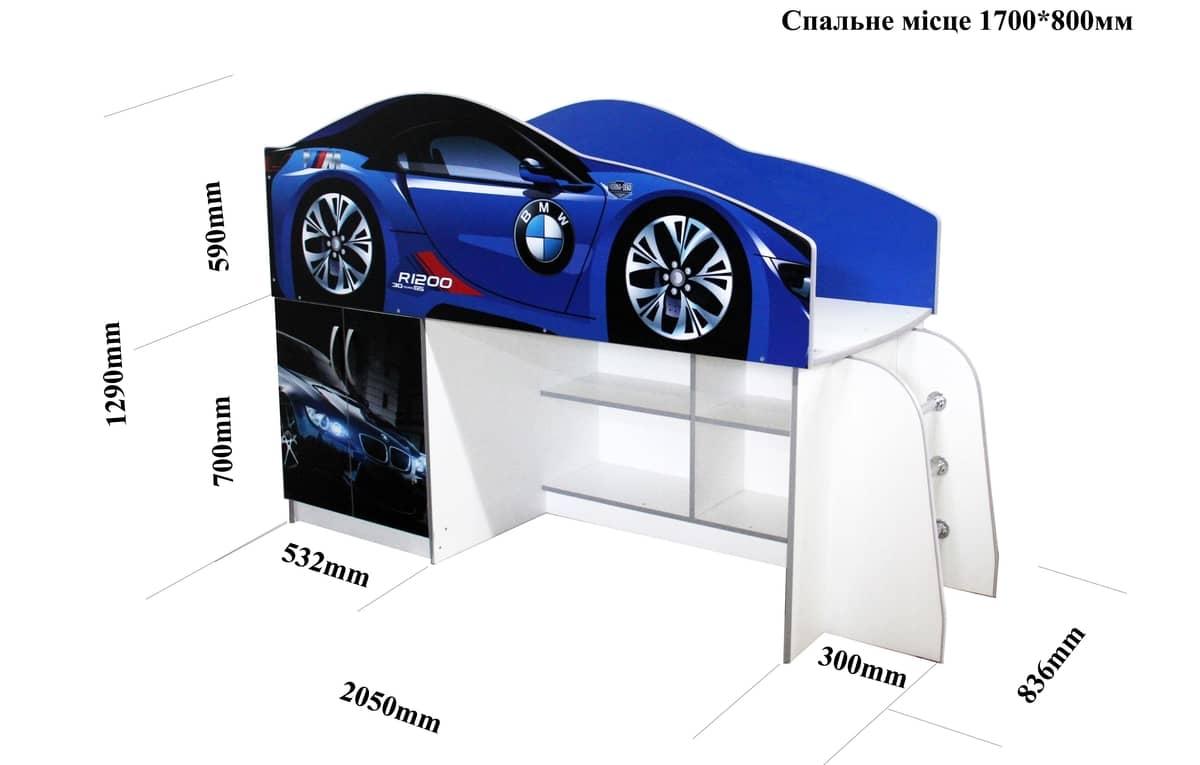 размеры кровати комнаты