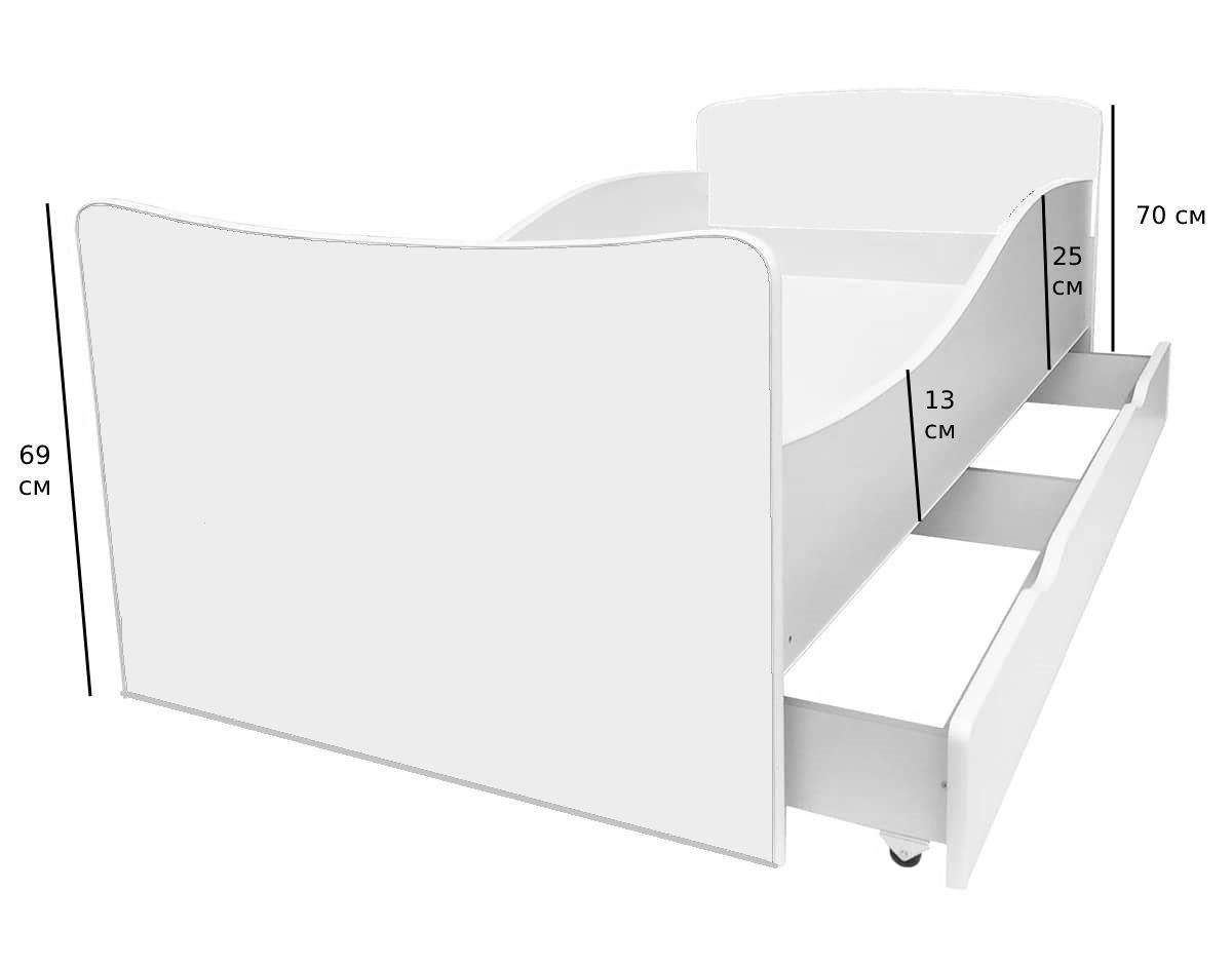 Схема кровати Киндер