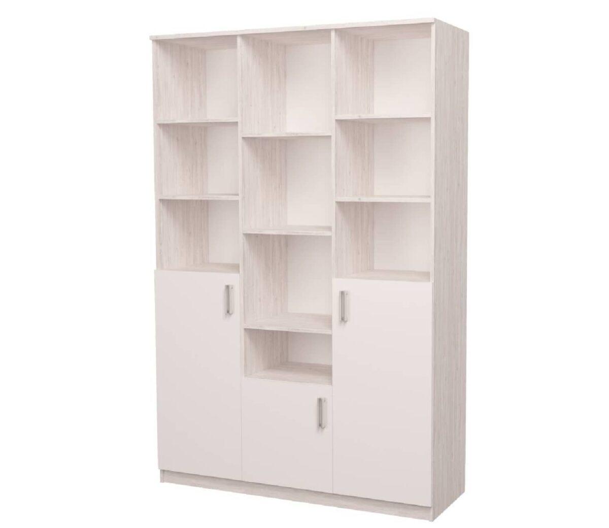 шкаф для подростка белый аляска