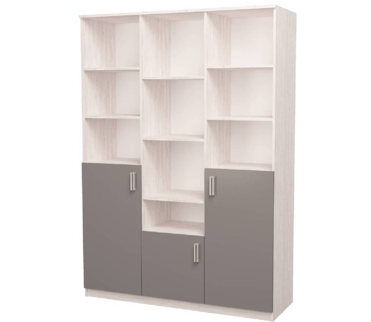шкаф в спальню аляска антрацит
