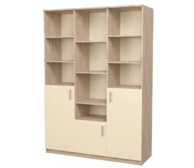 шкаф открытого типа ваниль