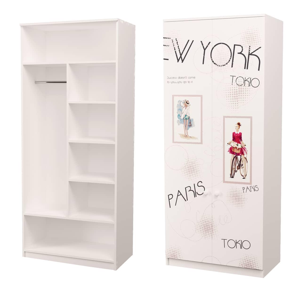 шкаф для одежды вояж