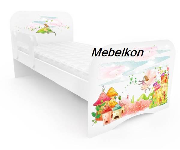 кровать для ребенка сказка
