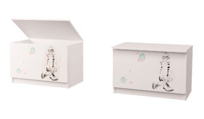 скринька для іграшок в дитячу гламур