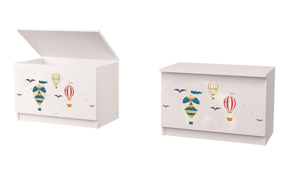 ящик для игрушек путешествия